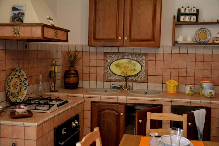 Etna house available in Trecastagni centre