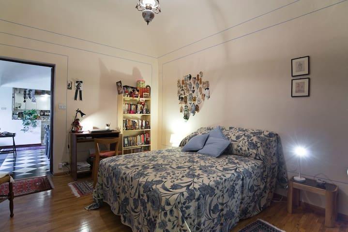 Casa con vista a Lajatico, paese di Andrea Bocelli
