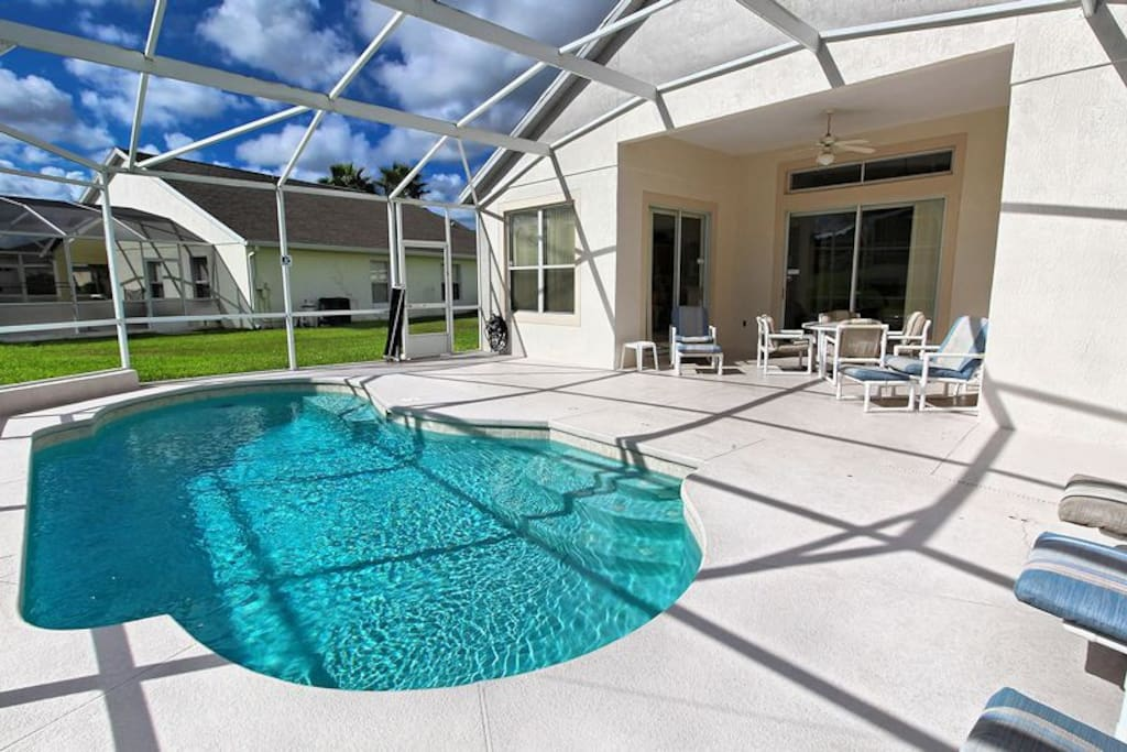Sweet Home Vacation Disney Rentals Vacation Homes Florida Orlando Highlands Reserve.