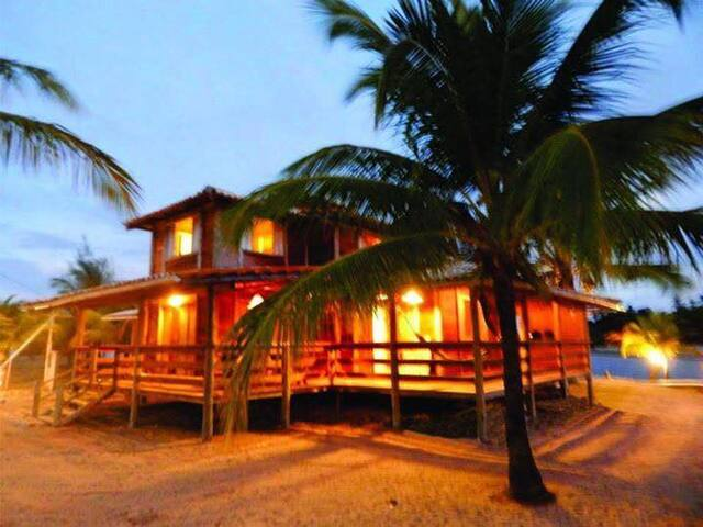 Casa de Praia Por do Sol - Maraú - Casa