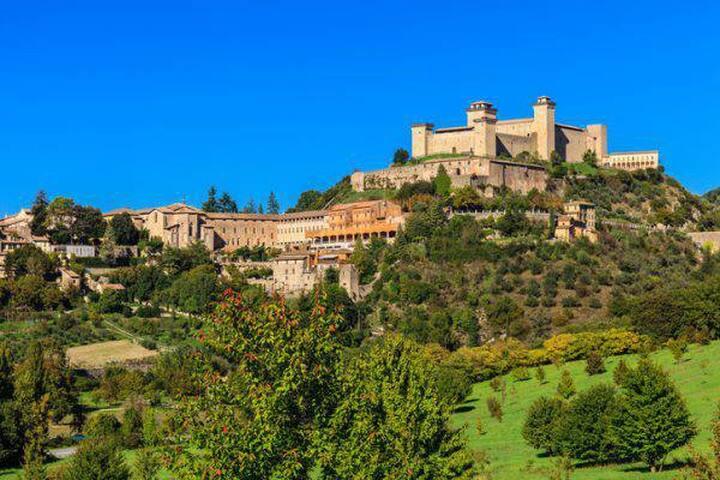la Rocca Albornoziana -museo