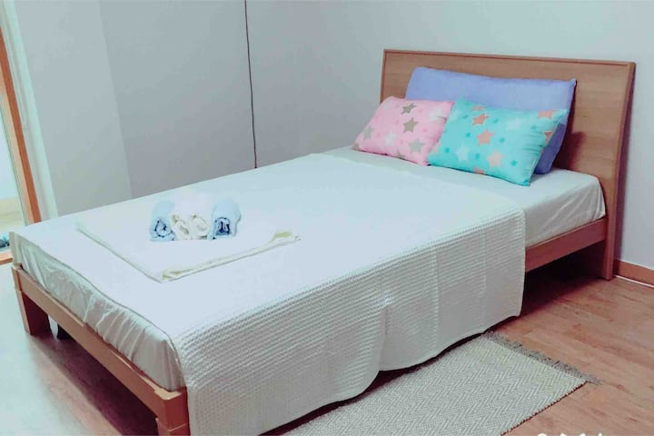 cosy studio with easy access anywhere in Tongyoung