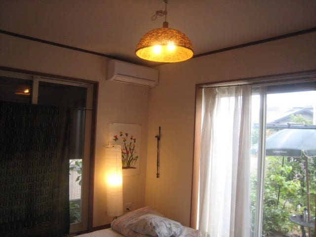 HANA HOUSE((A)) Quiet ,very Private,Best Sleep - Nara-shi - Casa