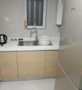 南港路精装复式两房 拎包入住 - Shanghai - Leilighet
