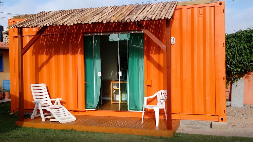 SOUL VILLAGE: Cozy SuiteContainer for Couples
