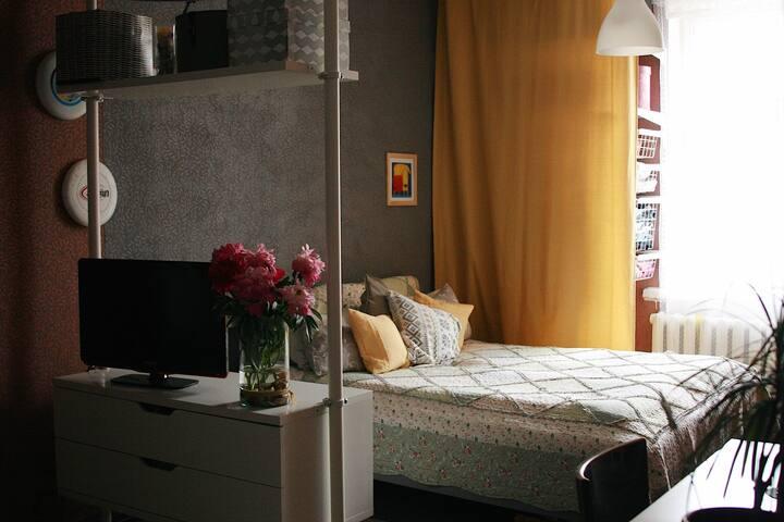 Комната в центре города Кронштадт