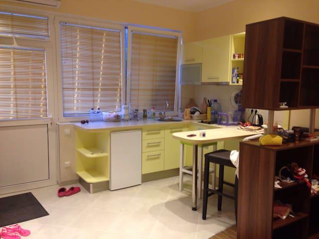Апартамент Монтерай 7-А нижний