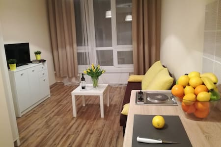 Solei Apartment - Łódź - 아파트