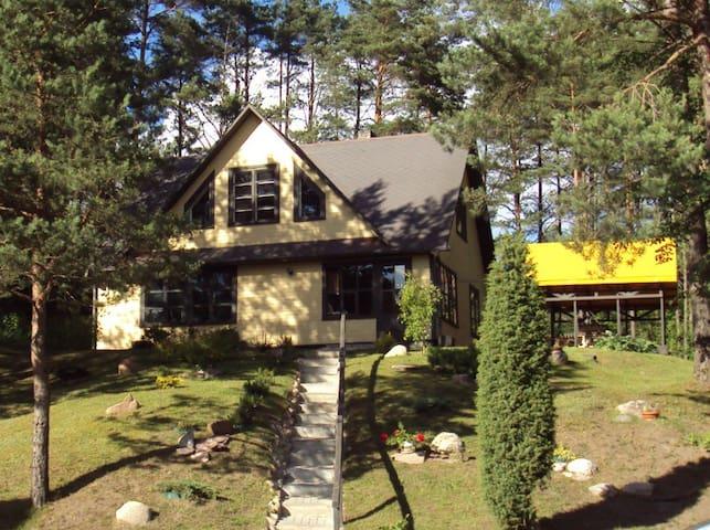 Comfortable house near the lake - Druskininkai - Maison