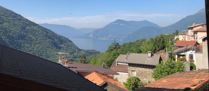 Dimora romantica sul lago di Como