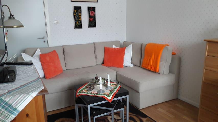 Rum i lägenhet