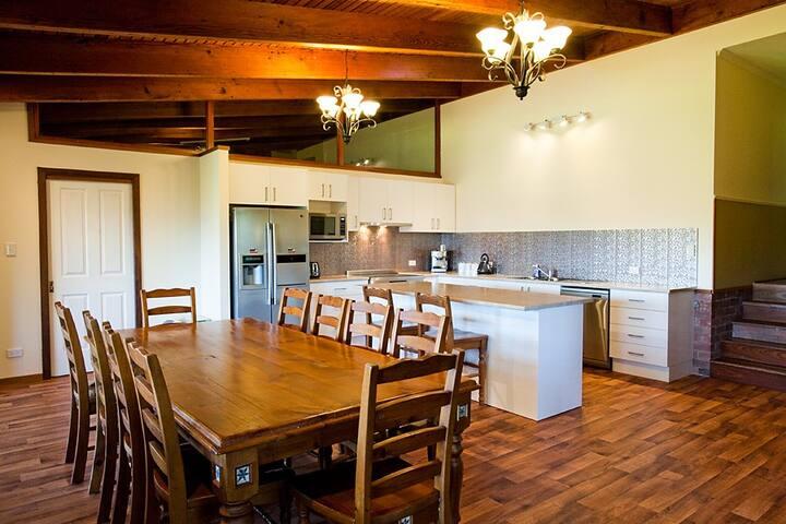 Budderoo House- Minimbah Farm-Family Farmstay