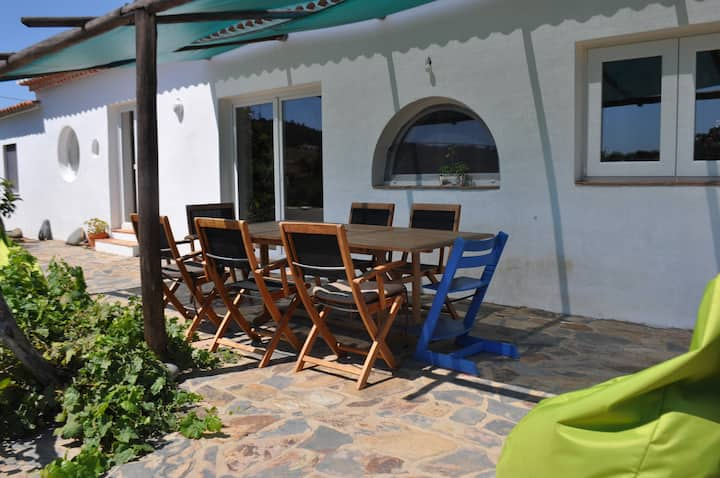 Olho Branco eco-tourism: Sunrise House