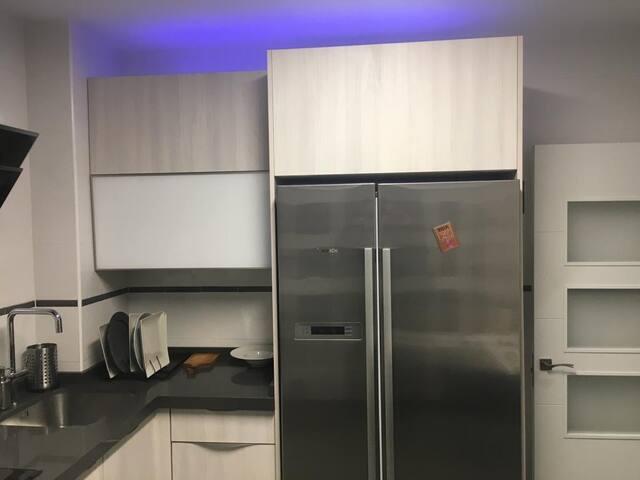 Casa IOSU opción B apartamento entero con garaje.