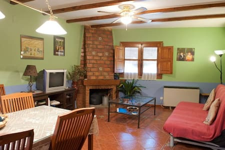 House with 4 bedrooms in Robledillo de Gata, with wonderful mountain view, terrace and WiFi