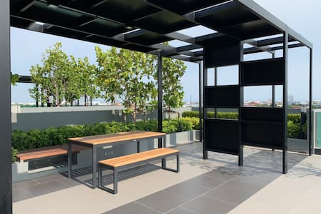 Cool living place@Sukhumvit115 near BTS Pu chao