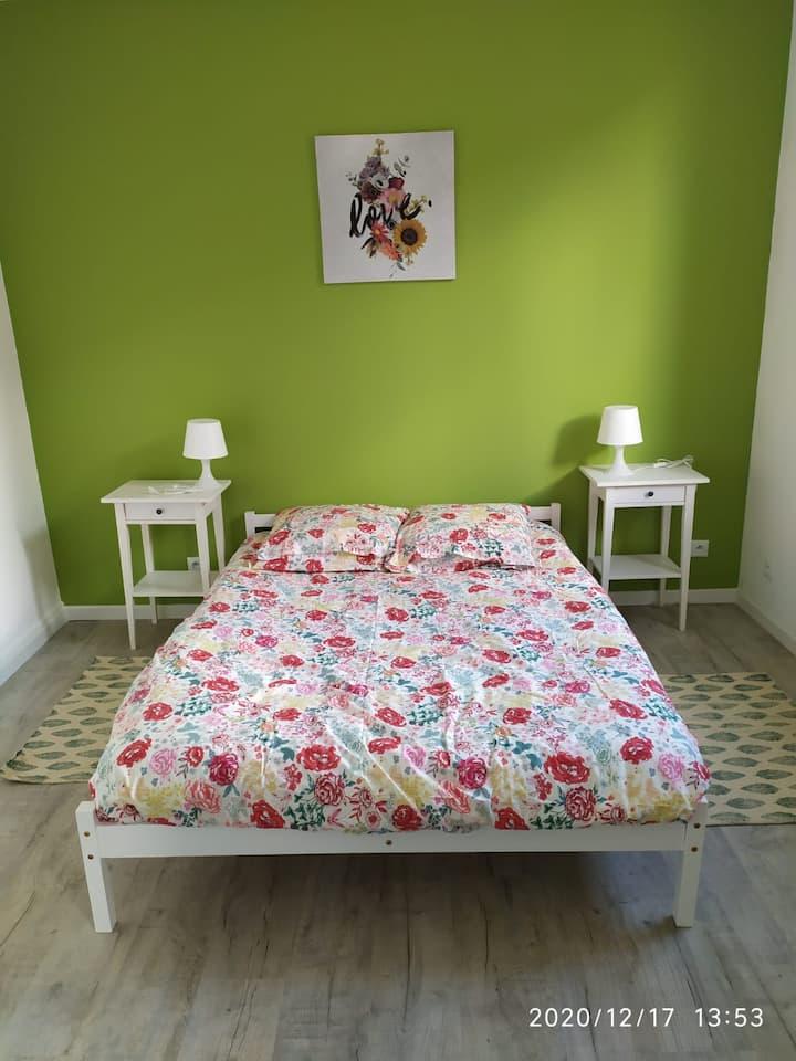 Appartement neuf, calme 50m2 Résidence Coquelicots