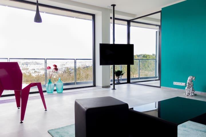 Amazing Brno Apartment - Brno