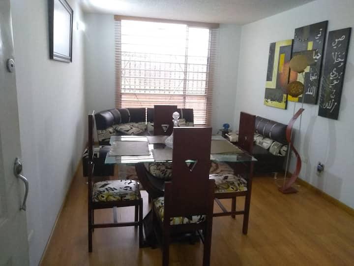 Hermoso apartamento y cómodo en Zipaquirá