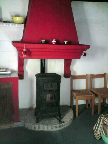 Casa tradicional de cuento - Güejar Sierra - Dům