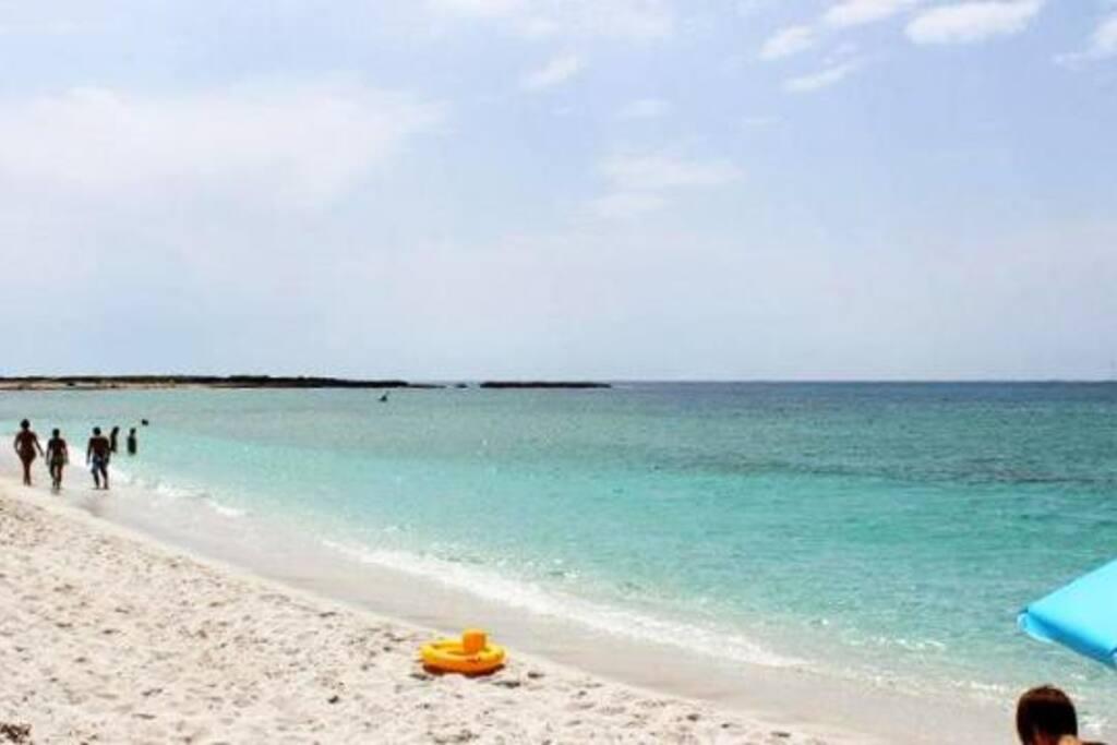 vicina spiaggia di Maimoni