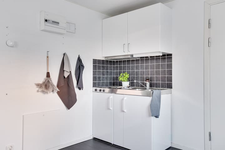 Cozy apartment in the heart of popular Kåbo!
