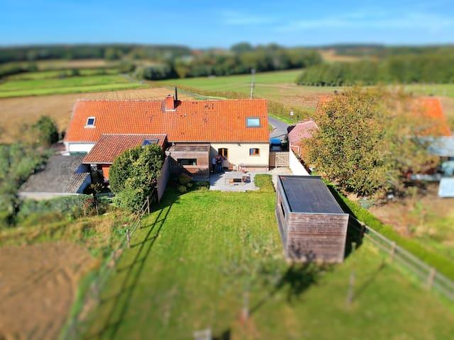 Artist's House in Flanders Fields