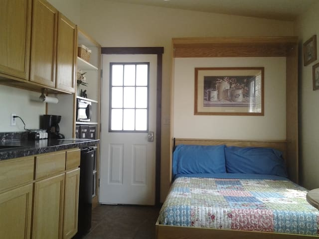 Private Guest Studio in Rural Setting - Cedar City - Guest suite
