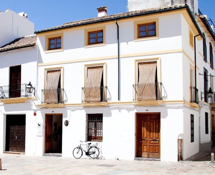 Bonita y centrica casa para hasta 8 personas casas en - Inmobiliarias en cordoba espana ...