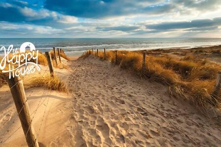 Strand Koksijde/La plage de Coxyde - Koksijde - Rumah