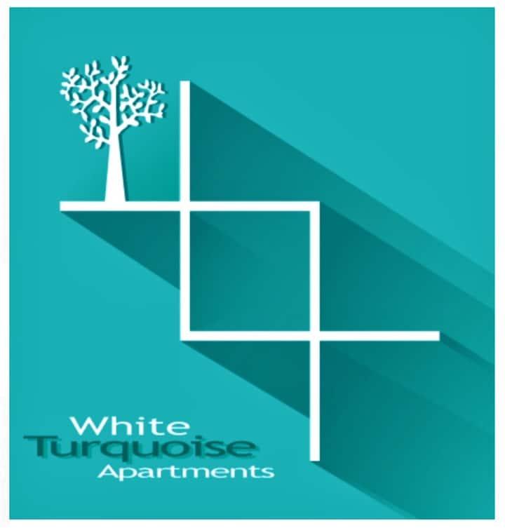 WhiteTurquoise, (EN)