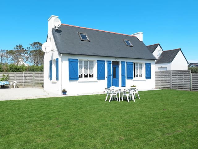 Holiday House Bleue in Primelin