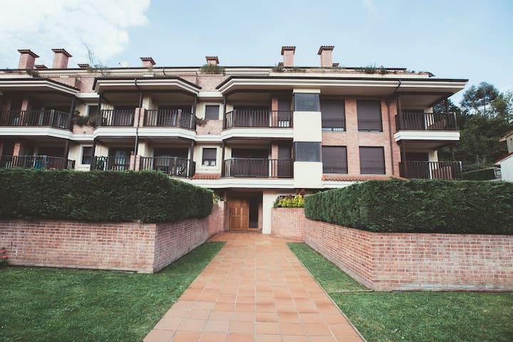 Apartamento Nuevo en Llanes - Posada de Llanes - Byt