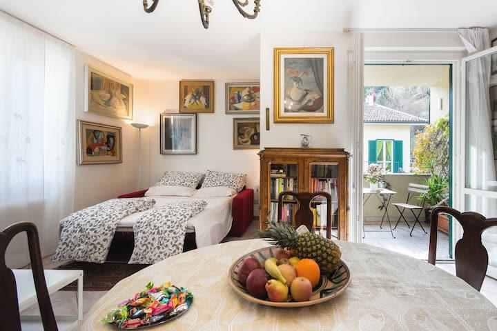 Apartment with terrace - Bellagio