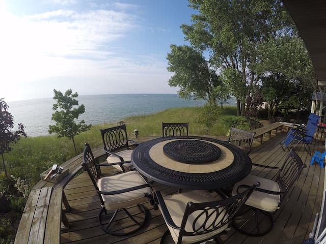 New Buffalo Michigan Lake Front Home - New Buffalo - House