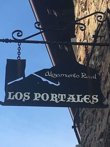 Casa rural Los Portales - Garganta de los Montes - Wohnung
