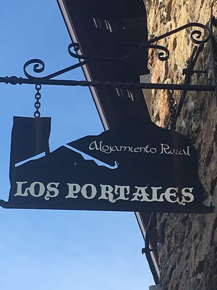 Casa rural Los Portales - Casa A