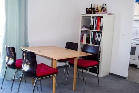 Apartment Ideal for City and Trade Fair Visitors - Ostfildern - Apartment