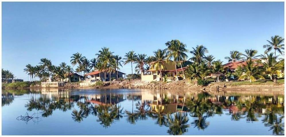 Paraiso na Ilha do Desejo - Una - Casa