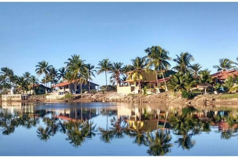 Casa na Ilha do Desejo - Una/Ilheus