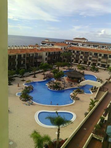 meravigliosa vista mare, grazioso appartamento - Arona - Apartment