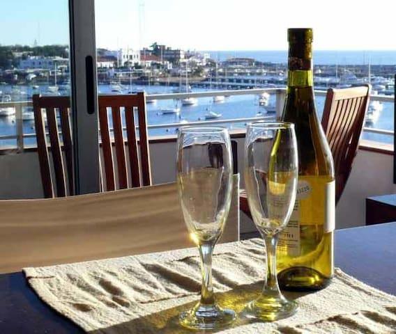 Terraza para disfrutar de  tus días de vacaciones y generar momentos inolvidables.