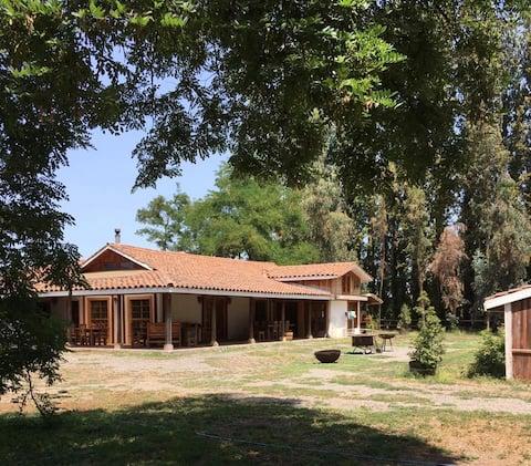 Habitación privada en casa de campo