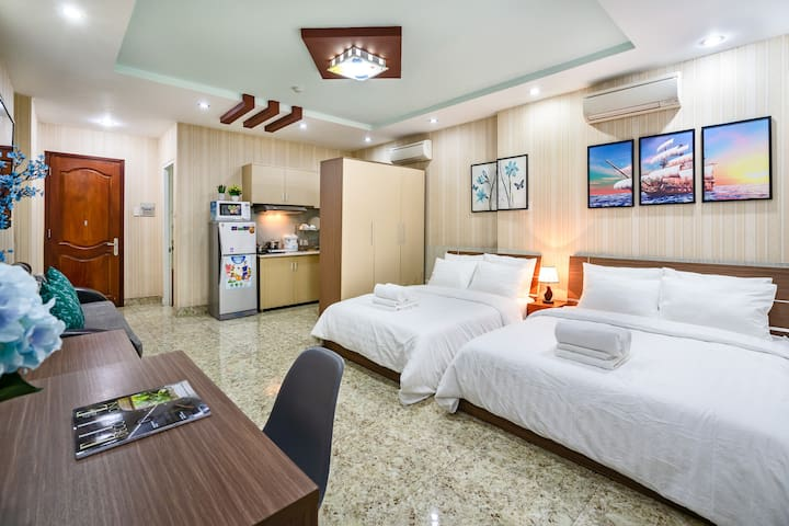 Apartment in Ben Thanh!!! Walk to Anywhere LT-01