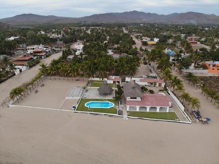 Villa Coral Punta Perula Beach Front