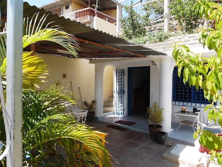 Villa Yemaya, Suite Linda, terrasse panoramic-Wifi