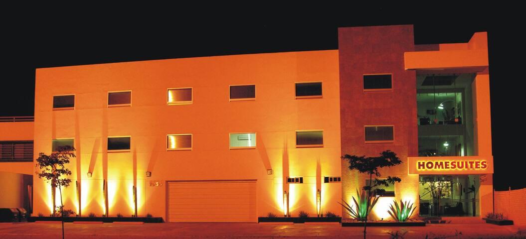 HOMESUITES ROTARISMO  JR SUITES con servicio hotel