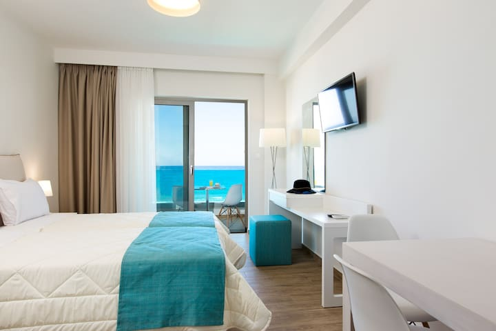 SUPERIOR STUDIO SEA VIEW - Rethymno - Apartamento