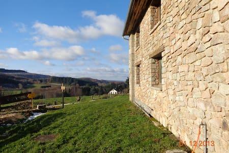 Longère Bourguignonne - Moux-en-Morvan