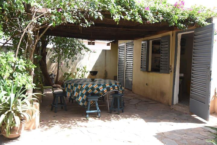 "House in Badalabougou - ""Minaï"" Room"